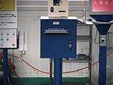 排気ガス検査の記録器