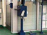 サイドスリップ・スピードメータ・ヘッドライト・ブレーキ検査の記録器